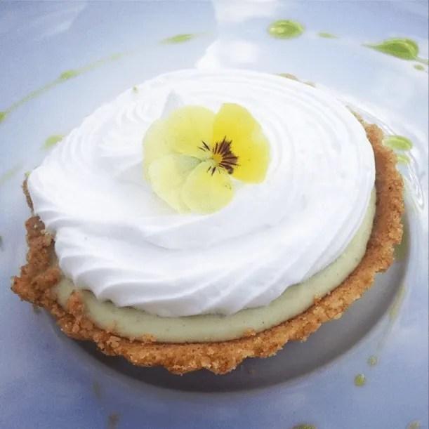 postre de limon