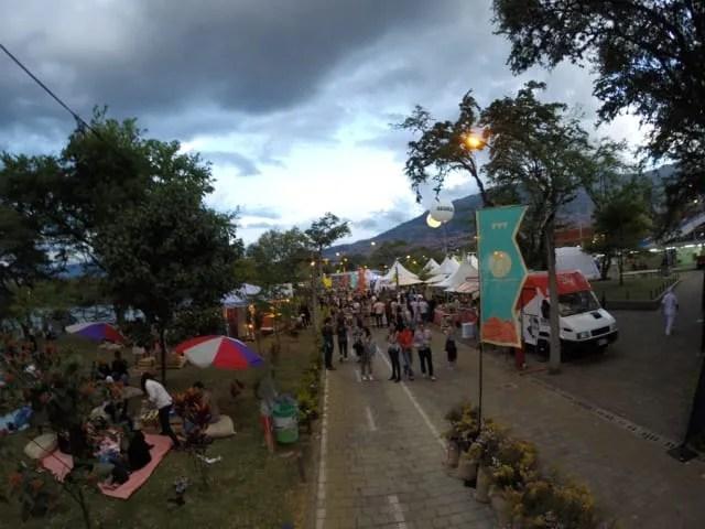 breakfest colombia