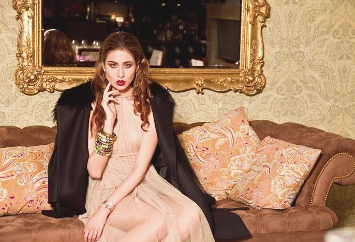 Diana Lemus modelo