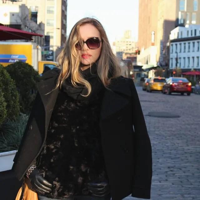 fashion blogger latina