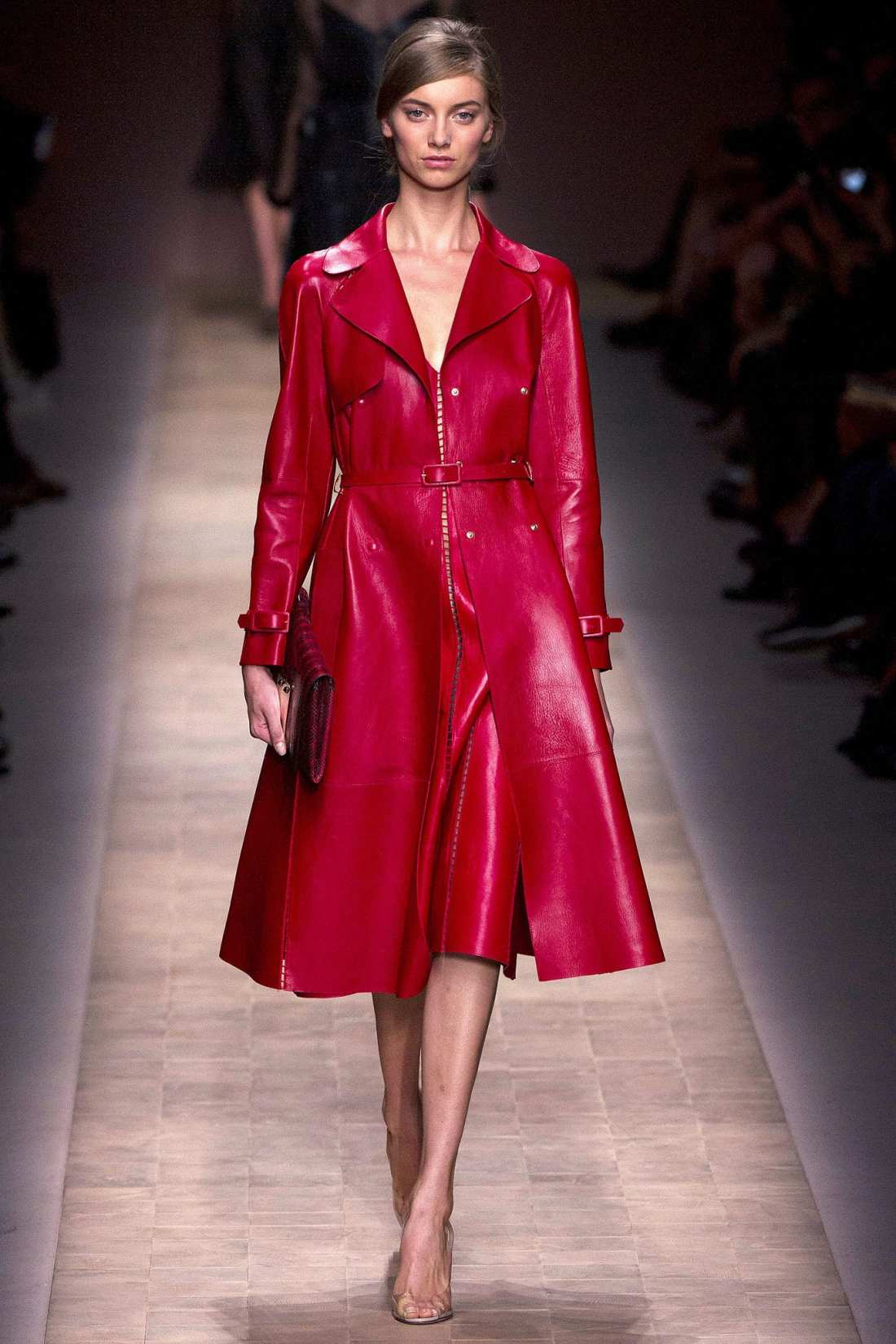 vestido rojo