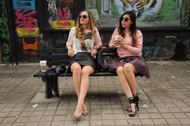 Bloggers colombianas