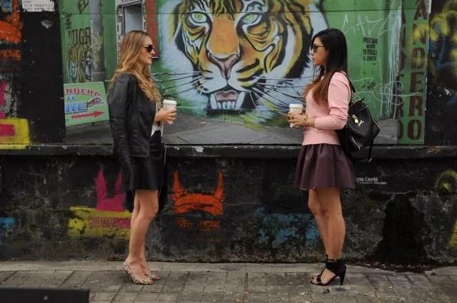 graffitis bogota