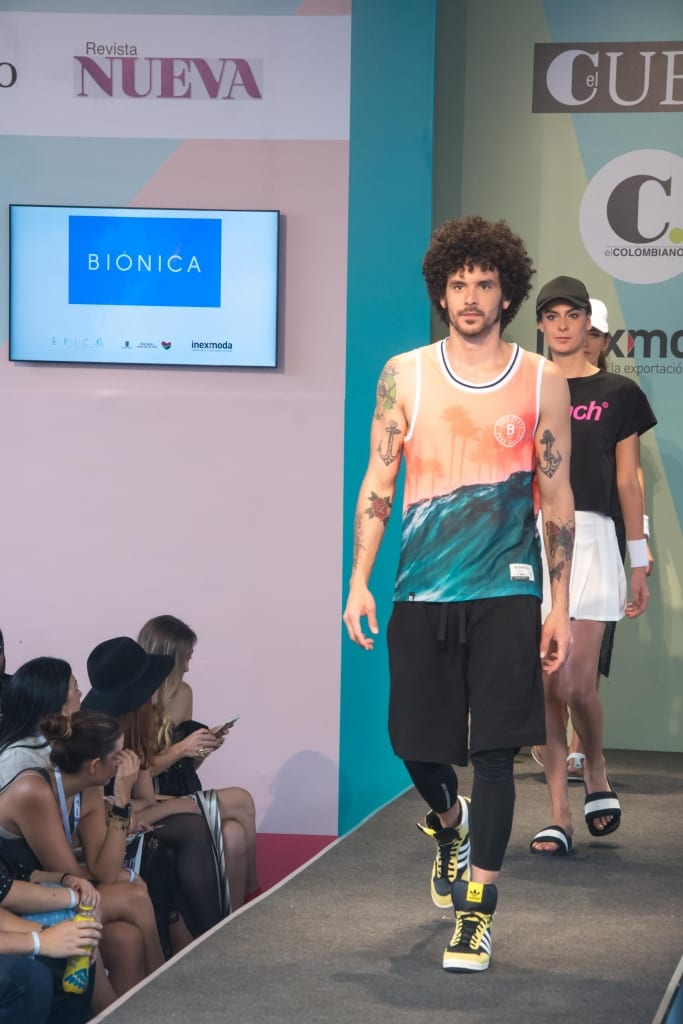bionica camisetas