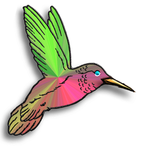 hummingbird icondoit
