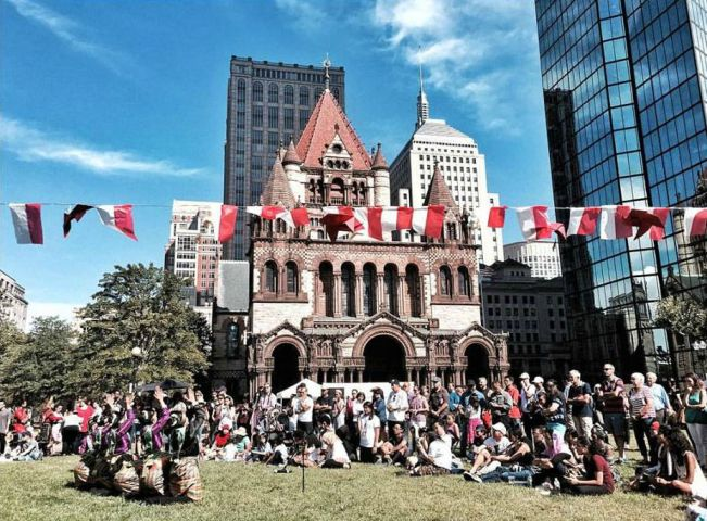 ICONE at New England Indonesian Festival '15