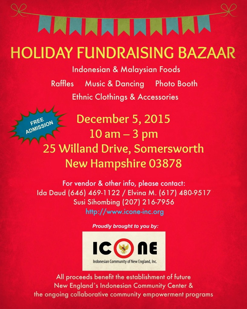 Holiday bazaar flyer2
