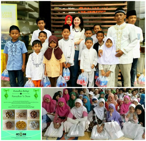 2016 Ramadan Berbagi / Ramadan to Share