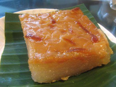 Cassava Cake (Bolu Singkong) – 3pcs/portion