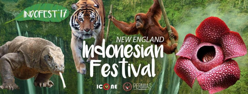2017 New England Indonesian Festival