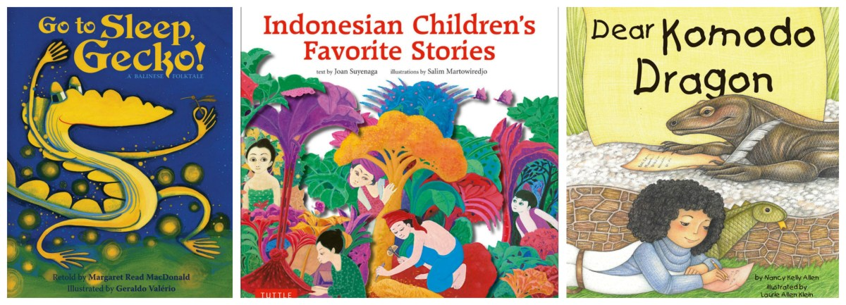 ICONE Launch Indonesian Storytelling Tour Program in New England