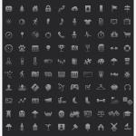 Icônes appli mobile