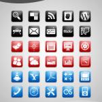 iphone style icones