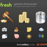 Finance icones