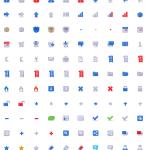 111 icônes Ecommerce gratuites