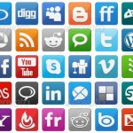 30 Modern Social Icons