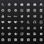 100 icônes vectorielles gratuites