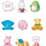 animaux vectoriel icones gratuites