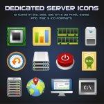 icônes serveur gratuites