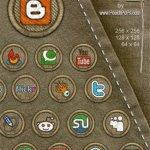 Social-media-badges