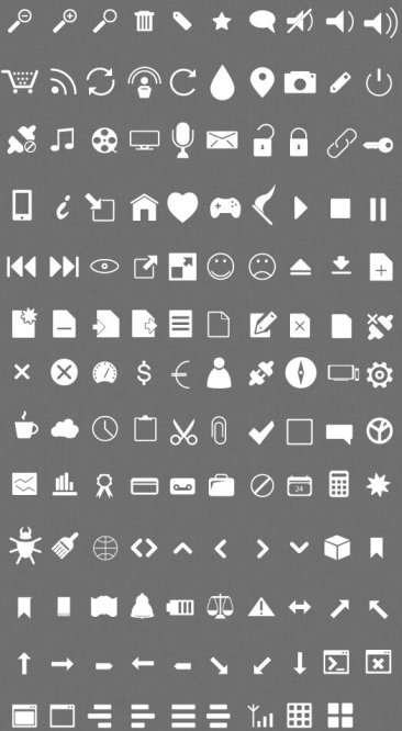 Méga pack icônes vectorielles