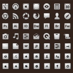corollary free icon set
