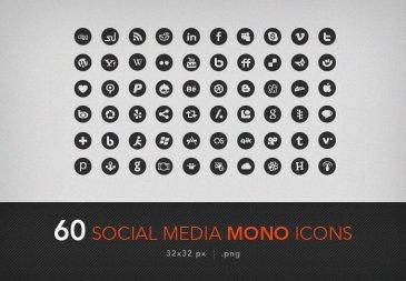 Social media mono
