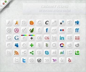 Creamy social