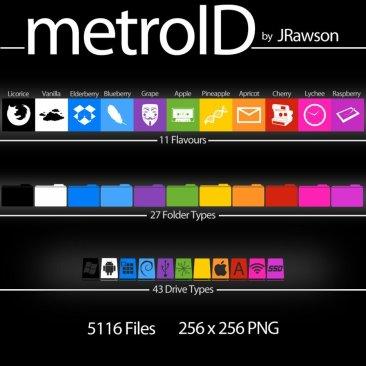 MetroID Icones