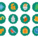 Xmas free icons