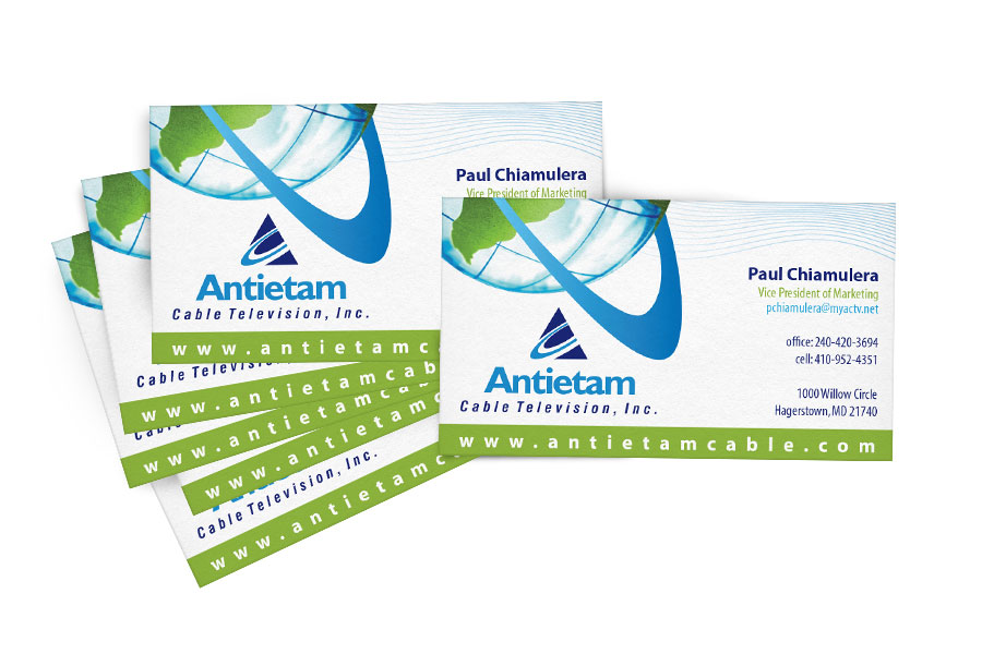 Business Cards | Icon Graphics