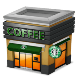 coffee icon icons ico file brown google pack icns table vector linux iconhot cream plus documents tez any food pluspng