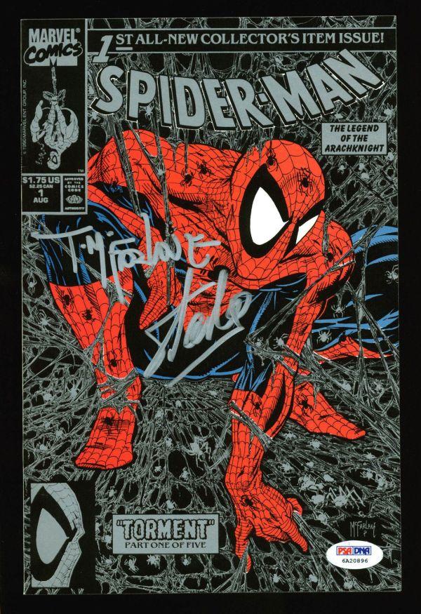 Todd McFarlane Spider-Man Comic 1