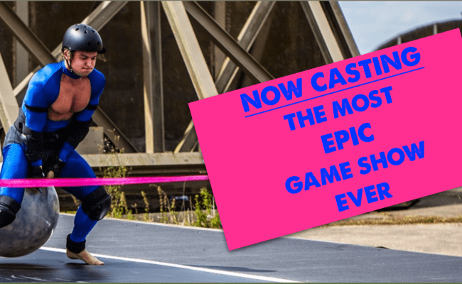 Epic Game Show Invite Interview Application Now Casting