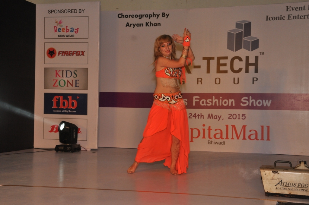 R-Tech Bhiwadi Kids Fashion Show