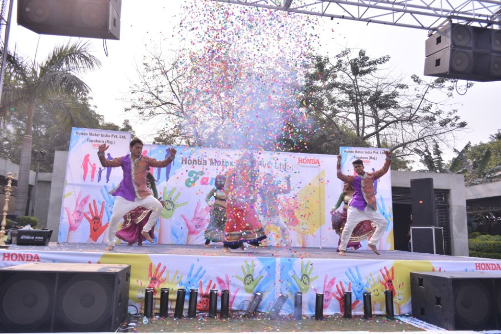 Honda Annual Day-Corporate-Events