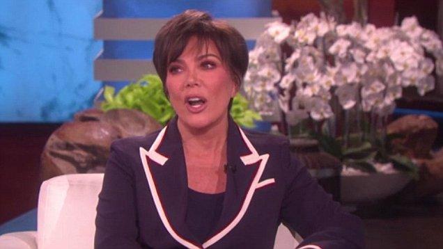 Kris Jenner Says She Can No Longer Control KANYE WEST! image