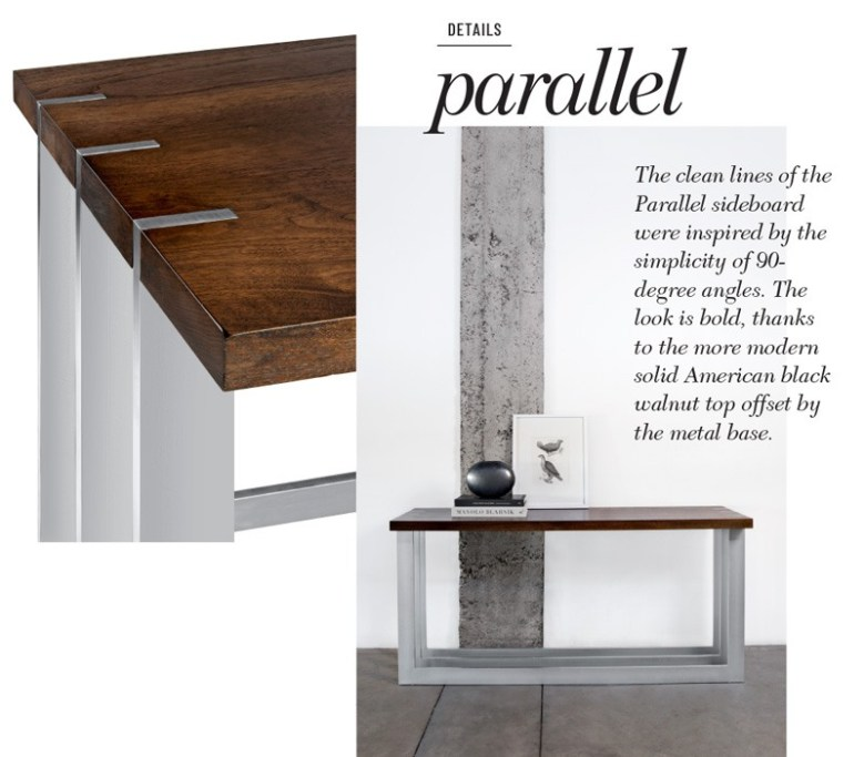 Peter Thomas Designs - Parallel collection