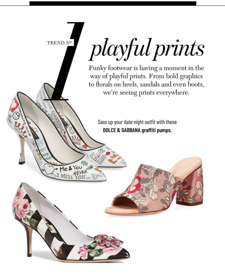 Playful prints