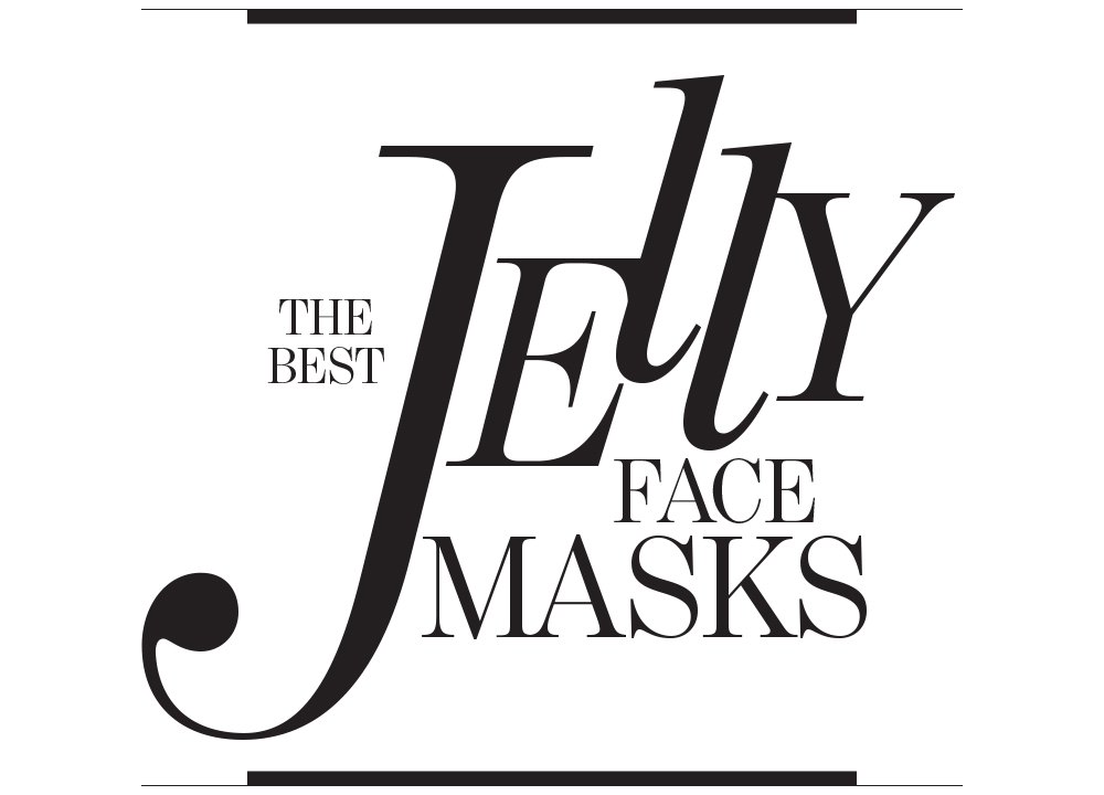 The Best Jelly Face Masks