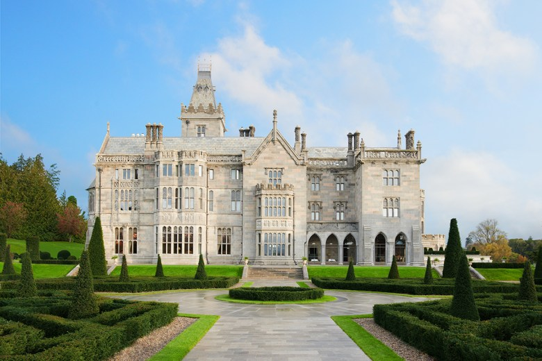 Travel Historic Adare Manor Ireland