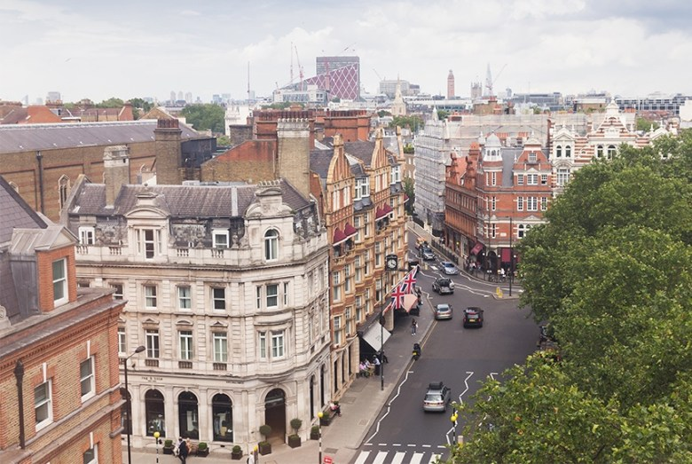 King's Road- photo by Anna Moskvina / Shutterstock.com