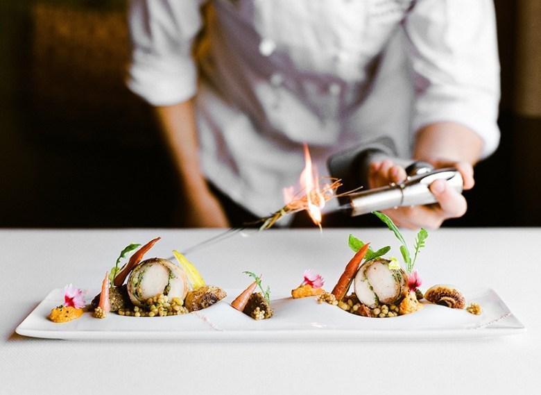 Kai restaurant Phoenix AZ multi-sensory dining