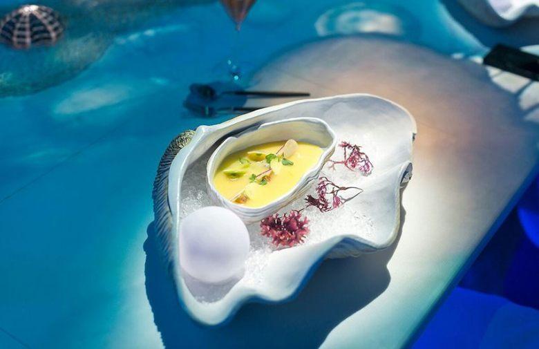 Sublimotion Soup Multi-Sensory dining