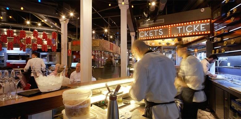 Tickets Restaurant multi-sensory dining
