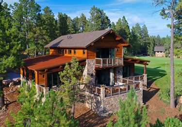 Club Cabin at Pine Canyon in Flagstaff