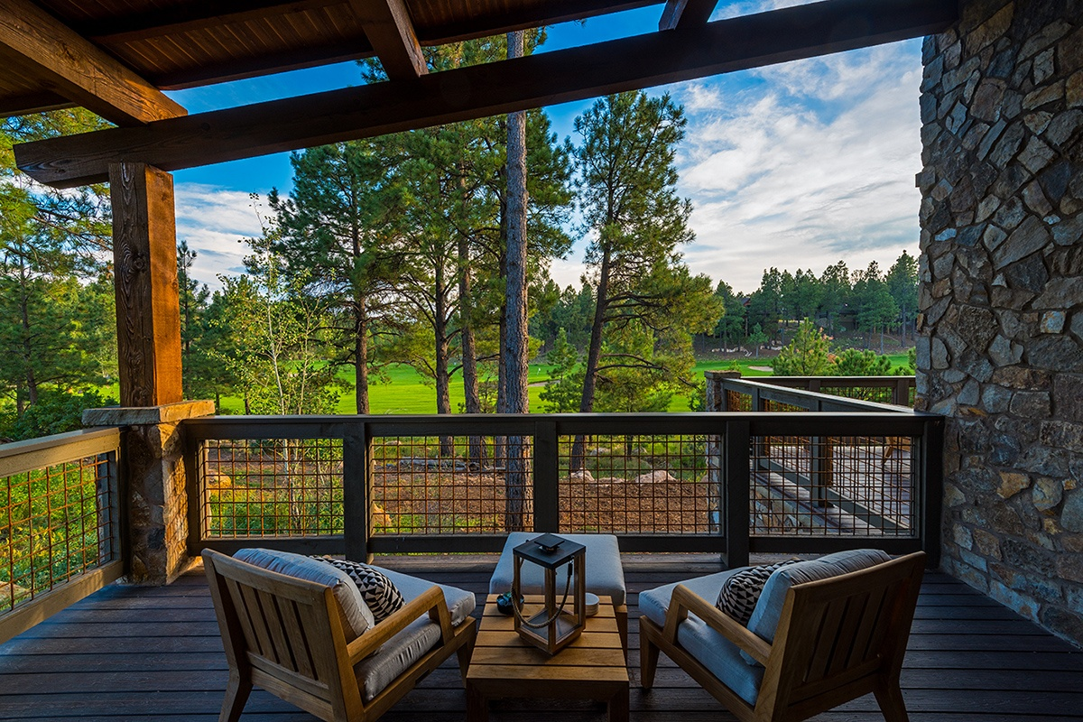 Pine Canyon retreat in Flagstaff Az