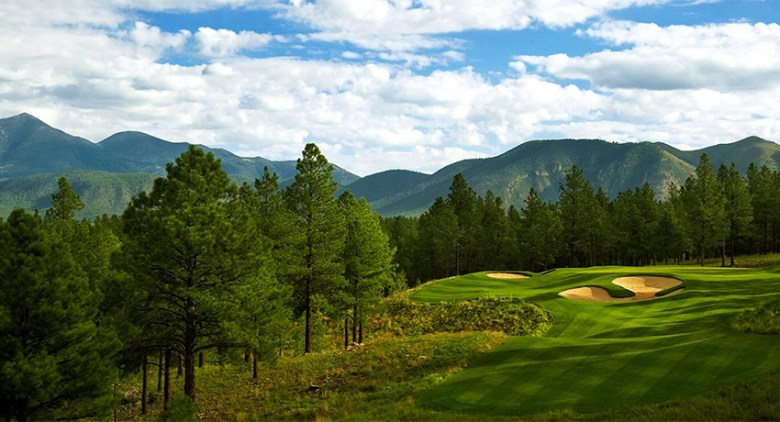 Pine Canyon golf in Northern Arizona