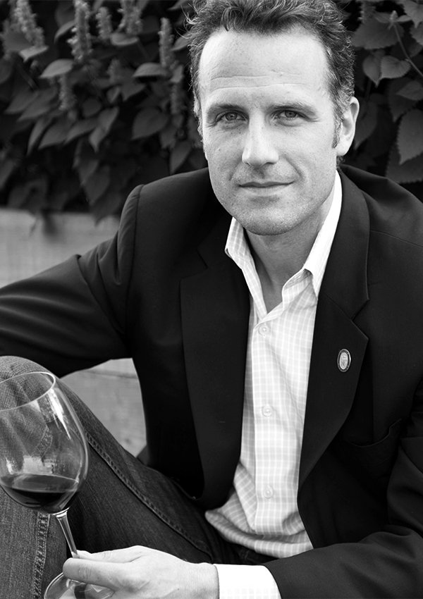 Sommelier Michael Meager