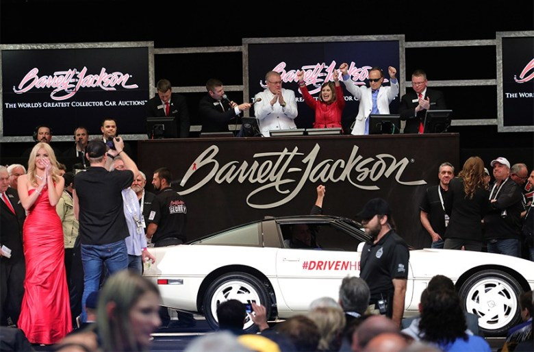 Barrett-Jackson - Driven Hearts